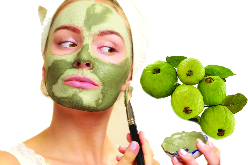 ماسك الجوافة للبشرة