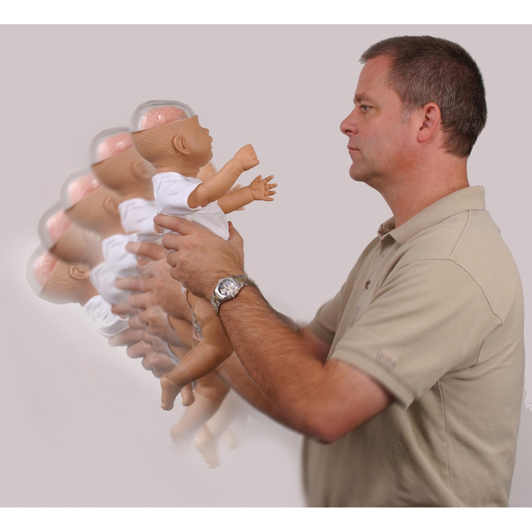 hz - أضرار هز الرضيع
