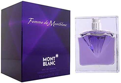عطر Montblanc Femme De Montblanc