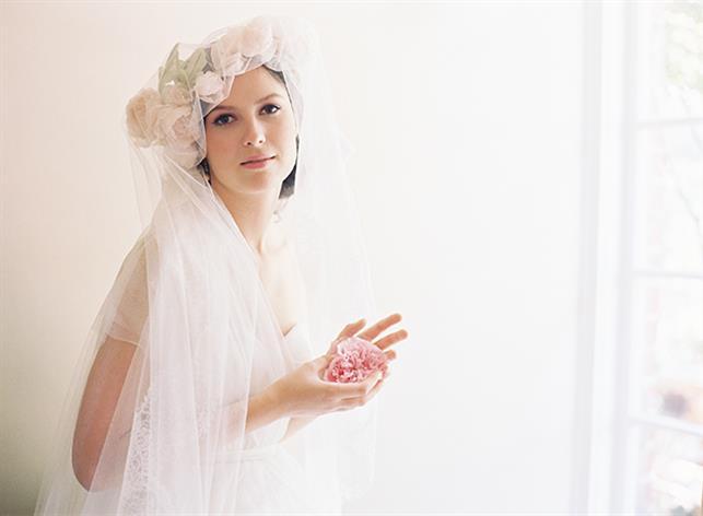 تعطير جسم العروس