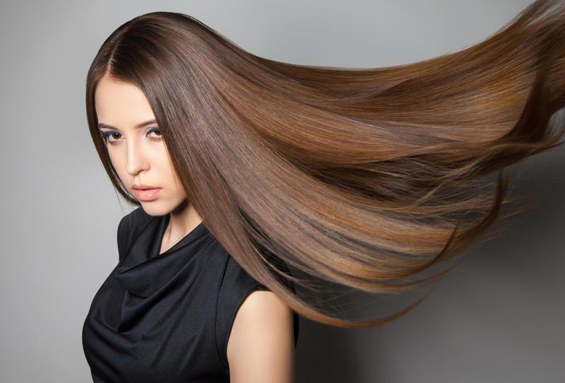 تكثيف الشعر بالثوم