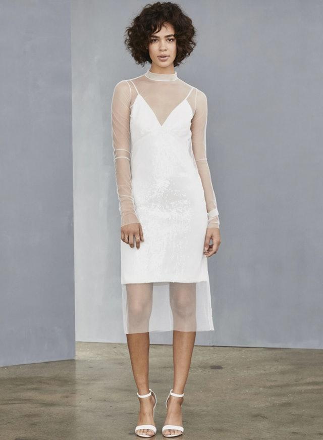فستان زفاف Amsale