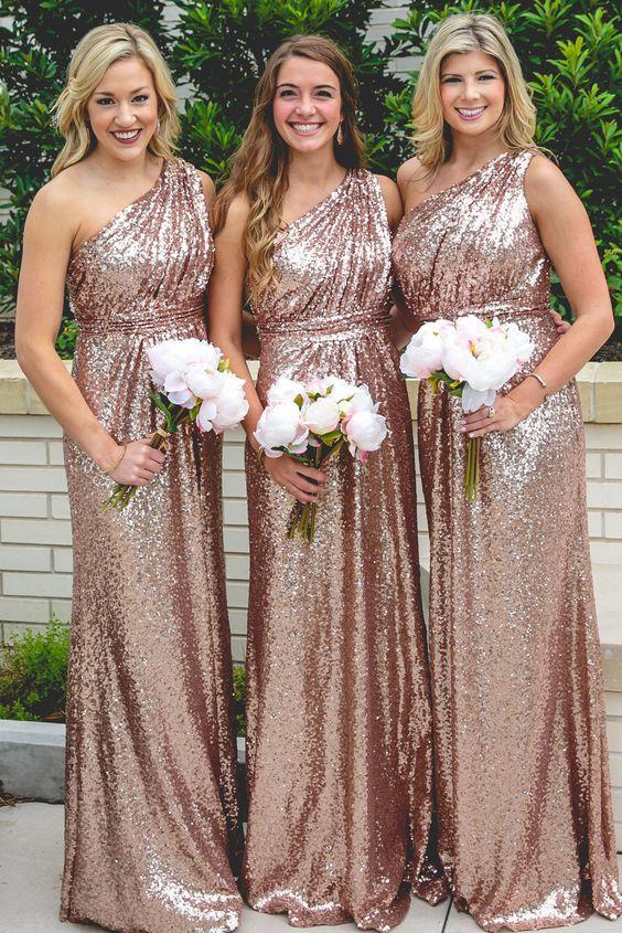 فساتين وصيفات العروس