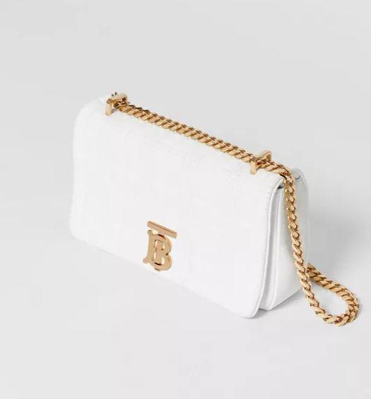 حقيبة صغيرة من بيربري