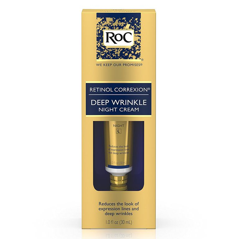 RoC Retinol Correxion Deep Wrinkle Anti-Aging with Mineral Extracts