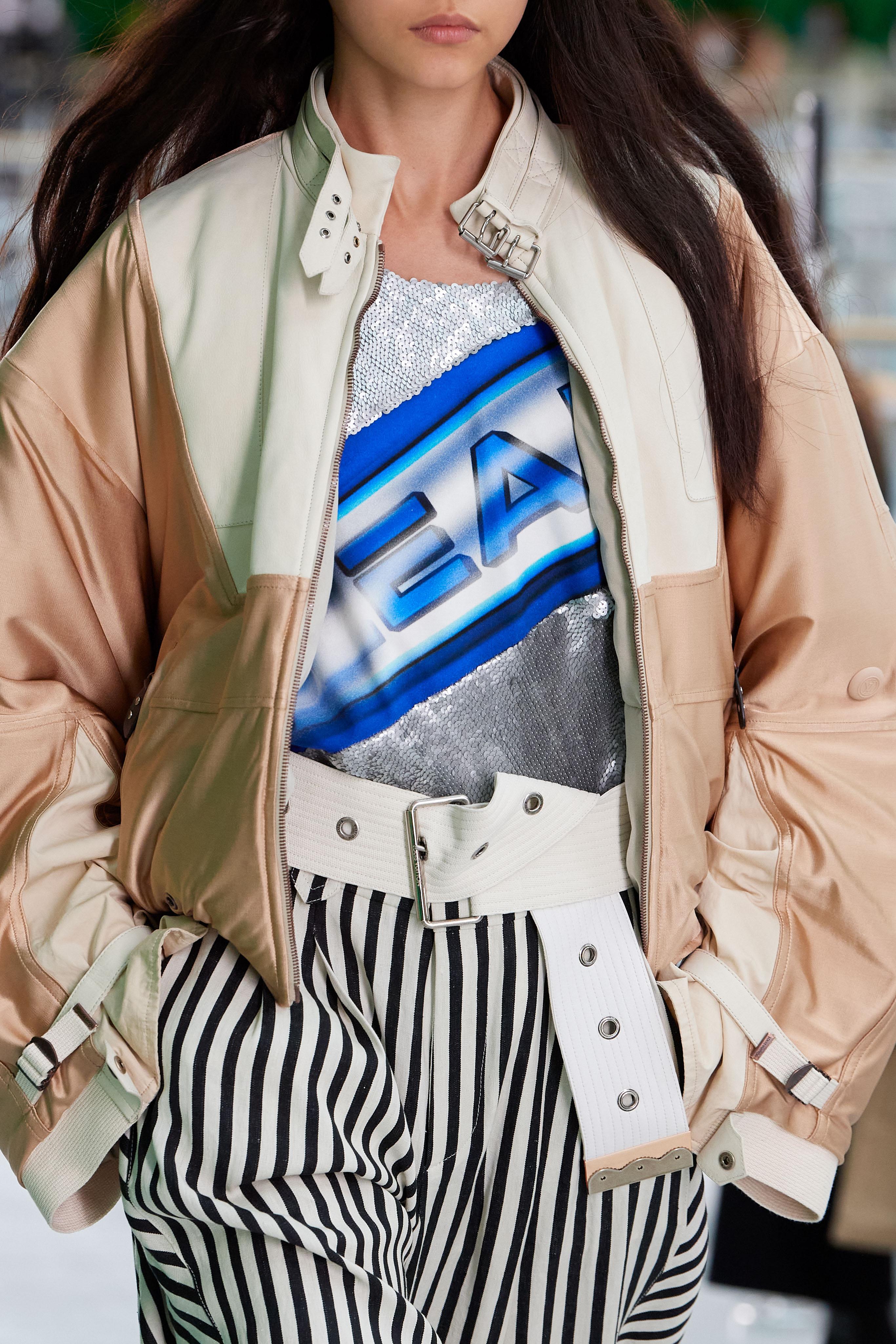 بايكر جاكيت من لويس فويتون Louis Vuitton