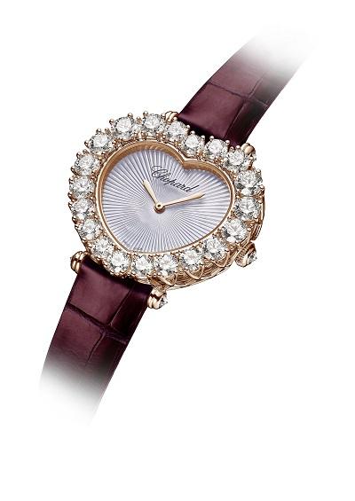 ساعة L'Heure du Diamant