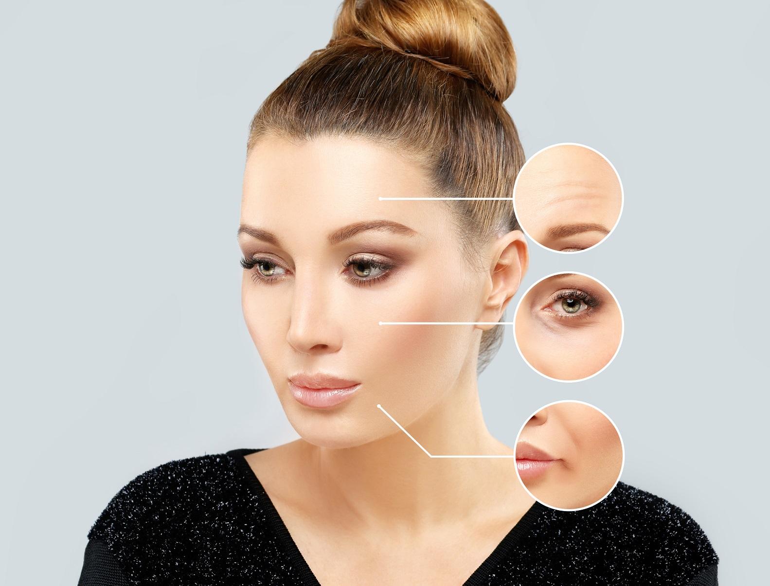 تجاعيد محيط العينين تشير إلى مشاكل في الكلى