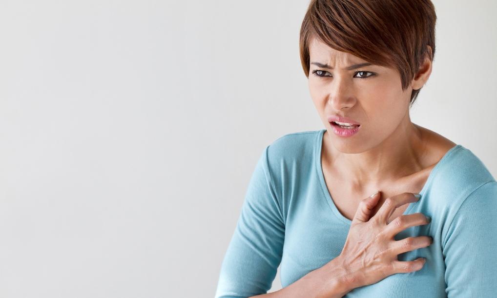 تسارع معدل ضربات القلب من أعراض الإصابة بالشرايين التاجية