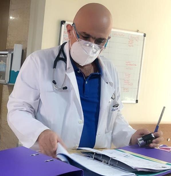الدكتور زياد شيري