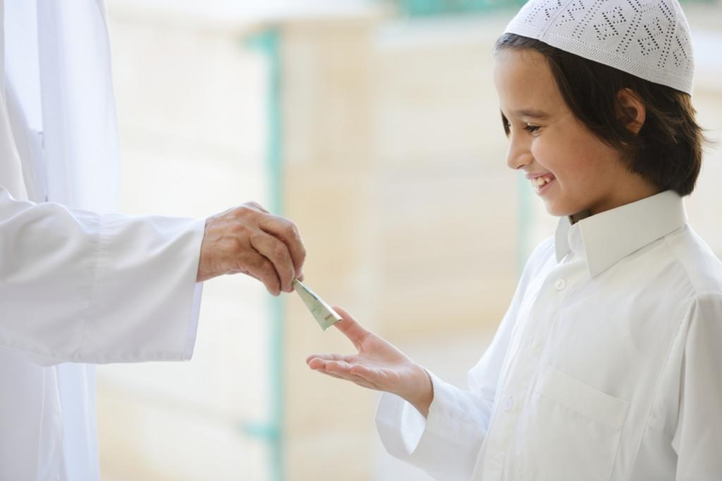 مظاهر عدم ترحيب الطفل بالضيوف في العيد