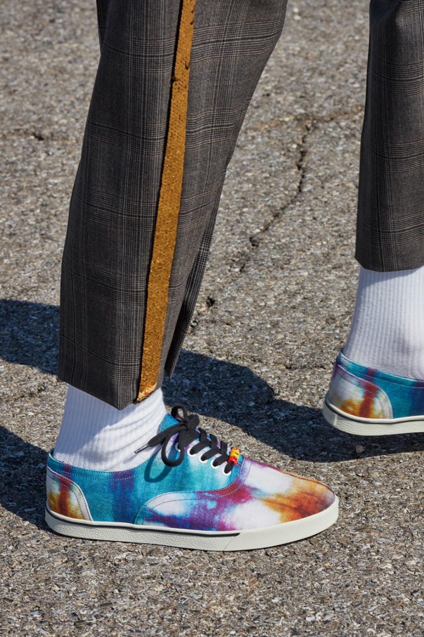 Celine حذاء رياضي للرجل من