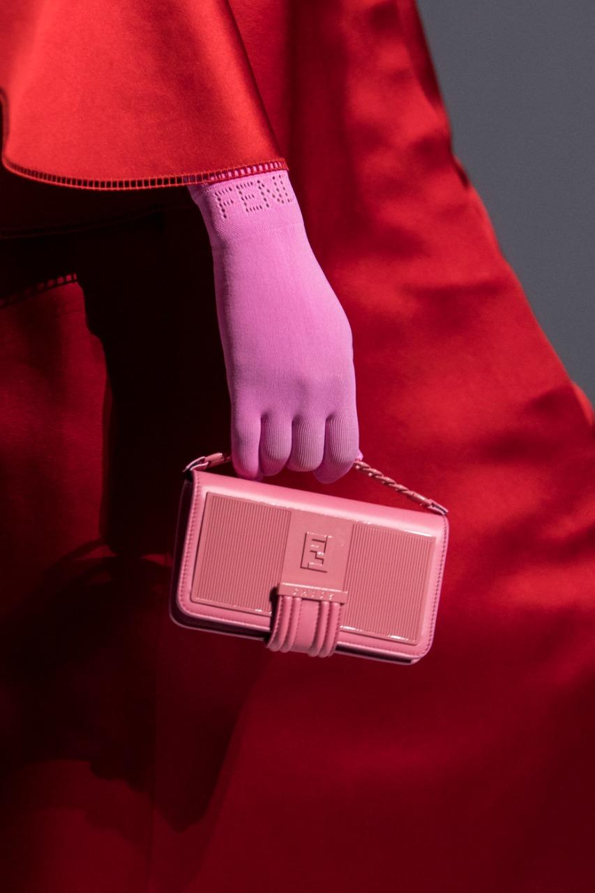 حقيبة من فندي Fendi