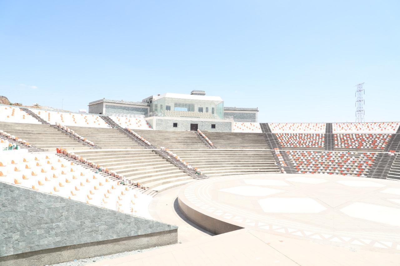 المسرح المكشوف