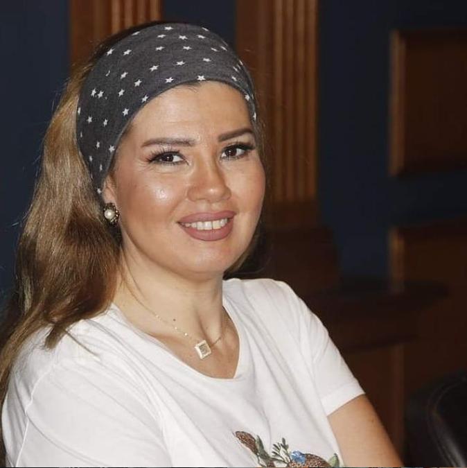 رانيا فريد شوقي- من إنستغرام