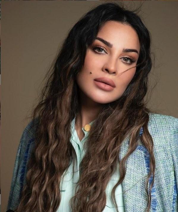 نادين نجيم - الصورة من انستجرام نادين نجيم