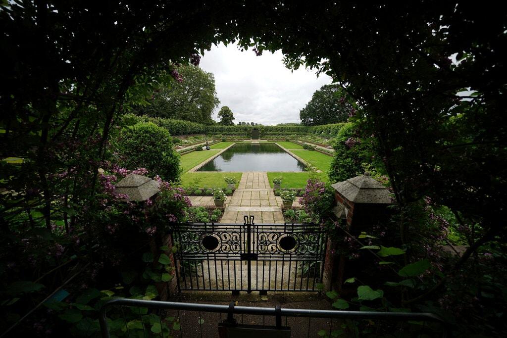 حديقة سنكن- الصورة من موقع رويترز