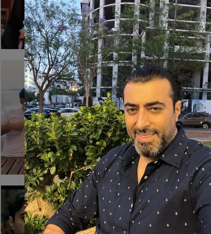 باسم ياخور - الصورة من انستقرام باسم ياخور