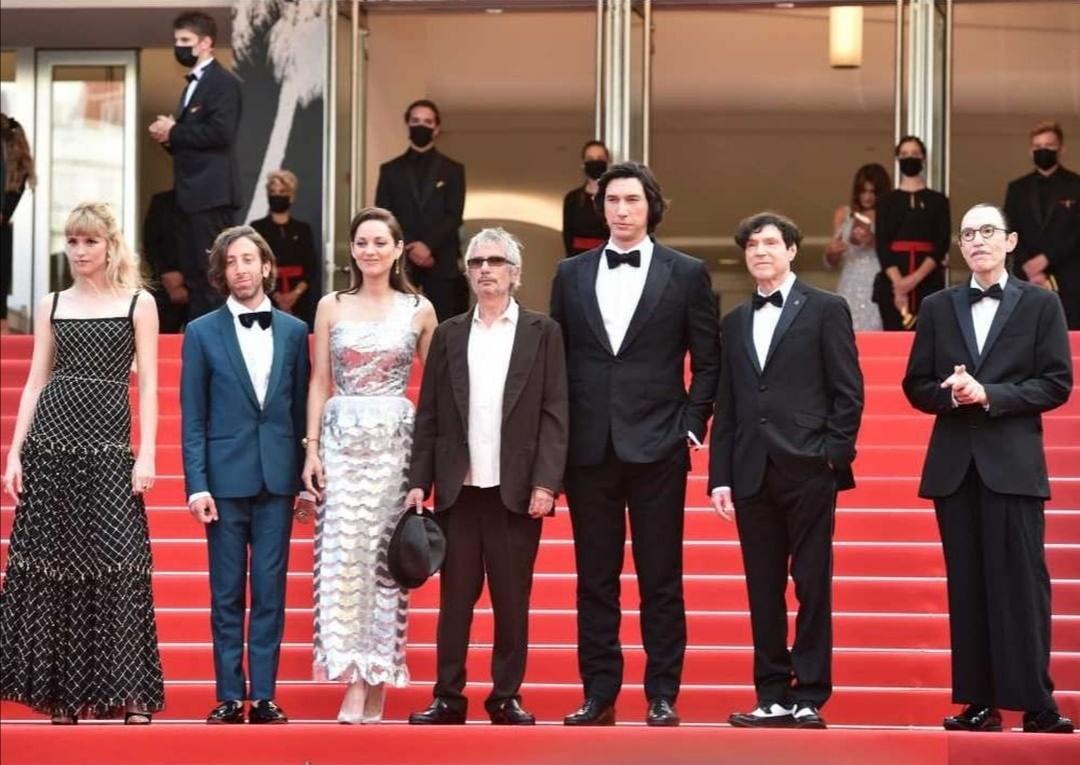 فريق عمل فيلم Anette- الصورة من حساب مهرجان كان على إنستغرام.jpg