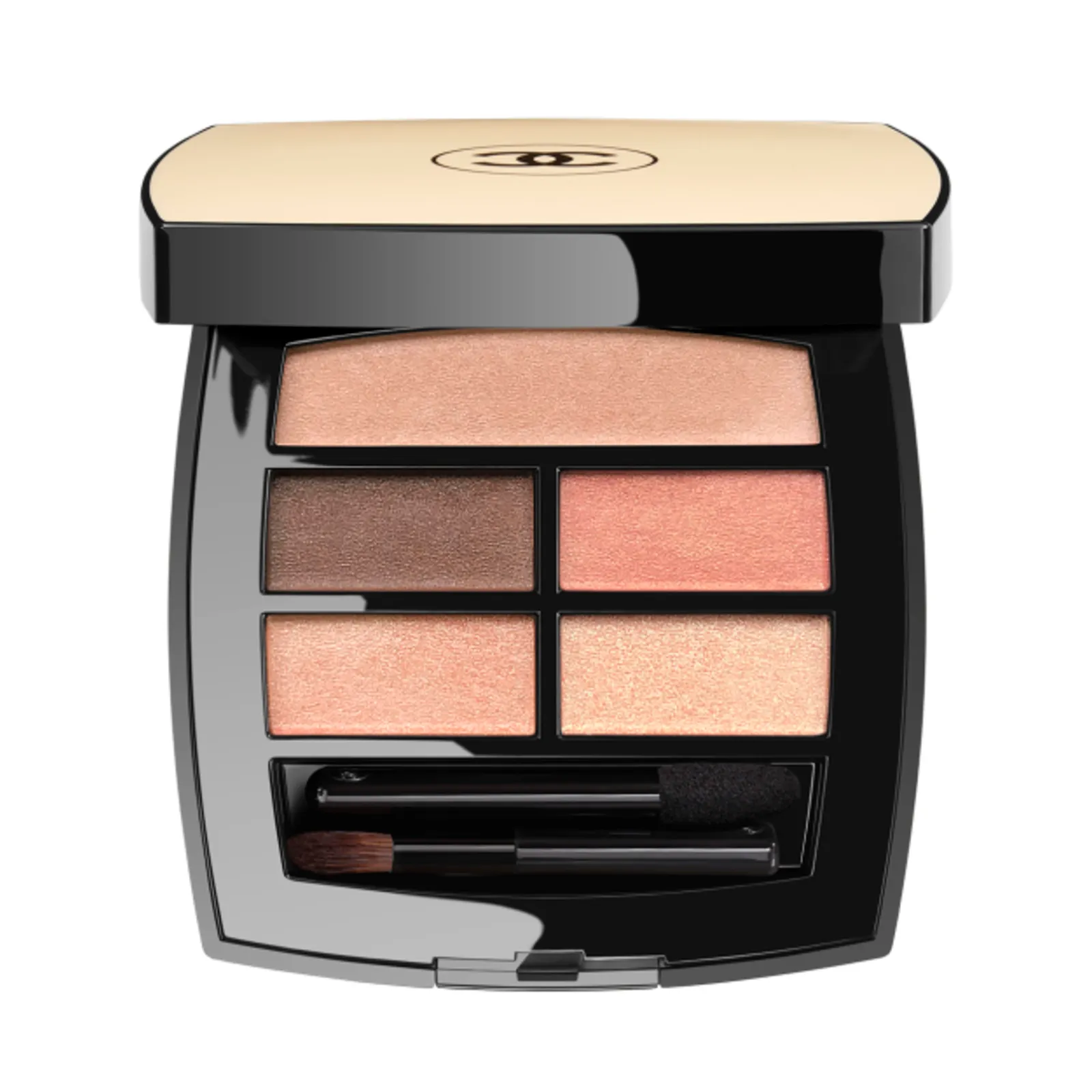 Chanel Les Beiges Healthy Glow Natural Eye Shadow Palette