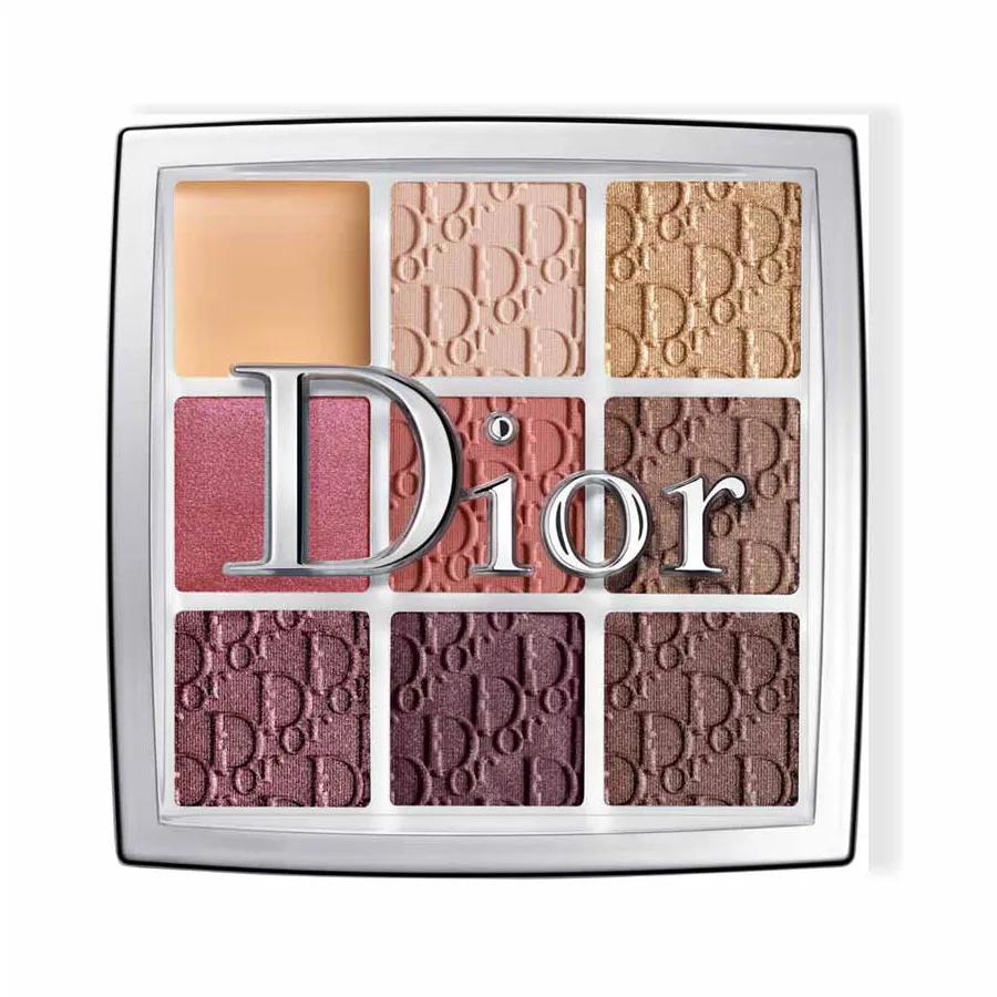 Dior Backstage Eye Shadow Palette in Rosewood Neutrals