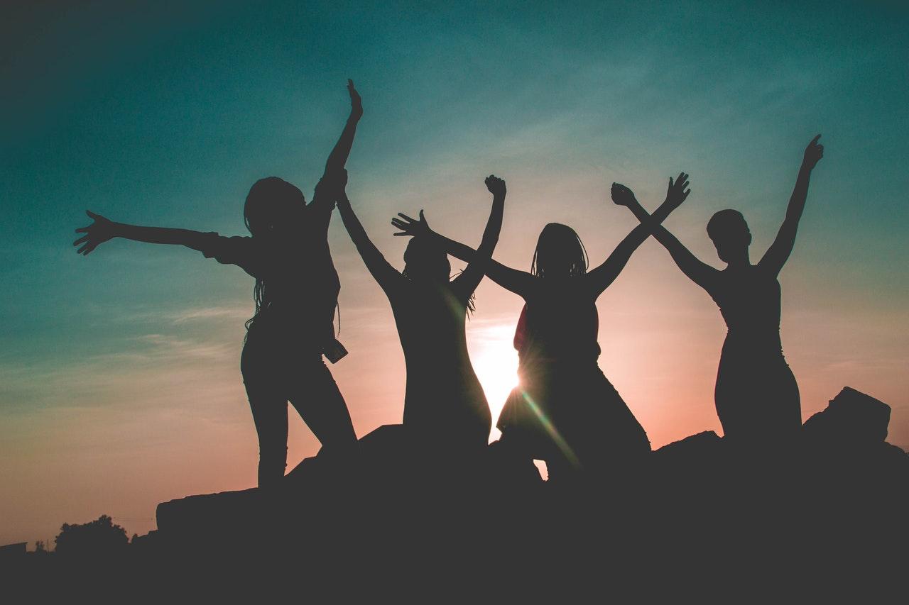 نشاطات مرحة مع الصديقات