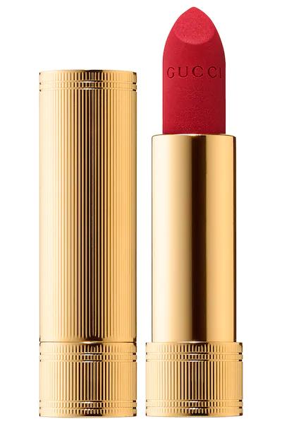 أحمر شفاه GUCCI Rouge à Lèvres Mat Matte Lipstick in Goldie Red