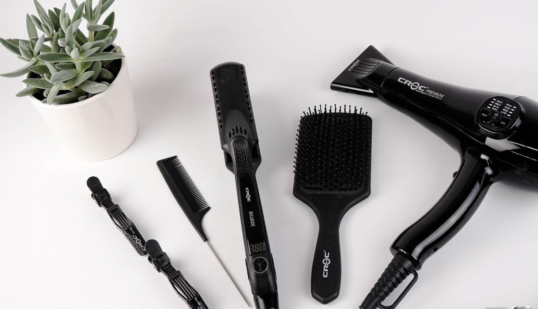 تنظيف فرشاة الشعر