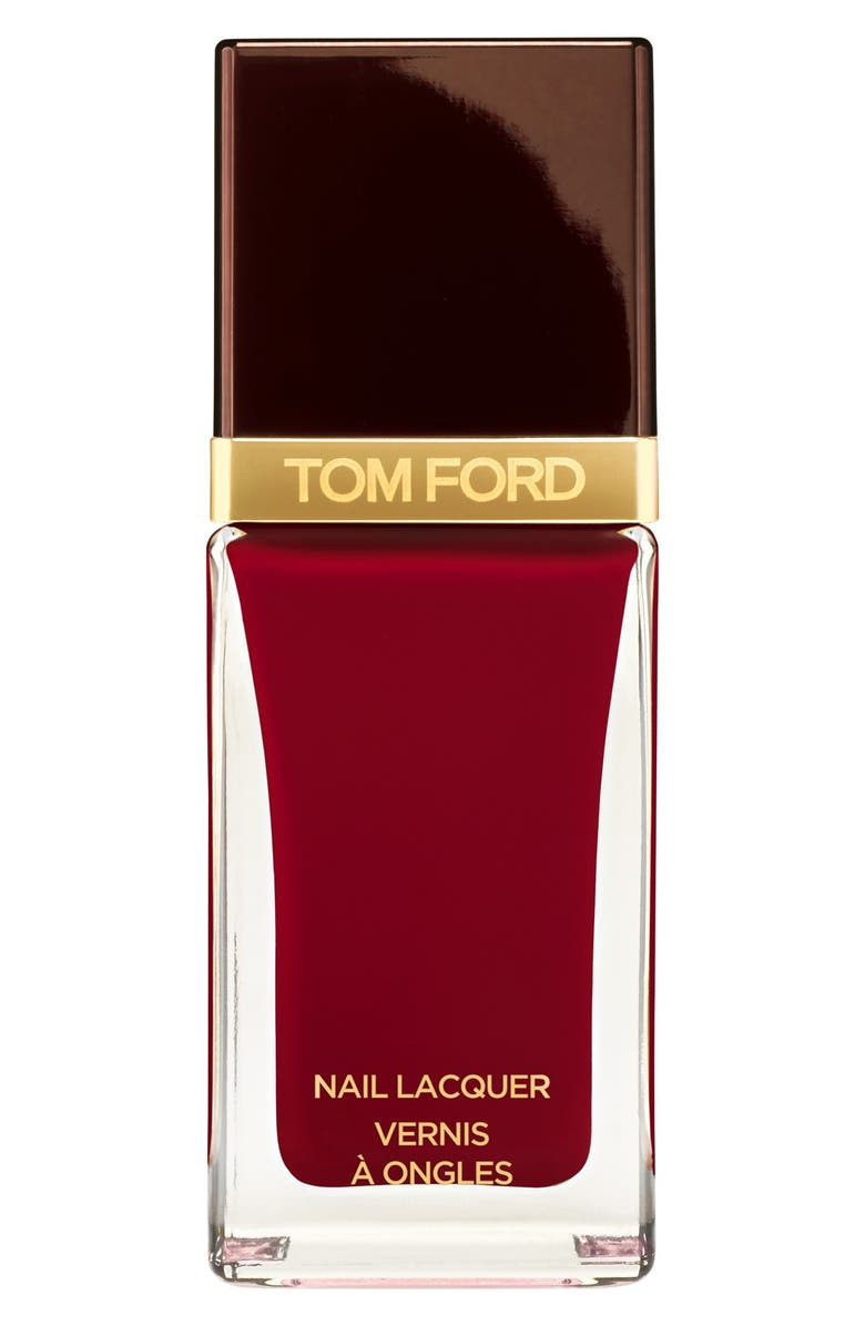 Tom ford red nails