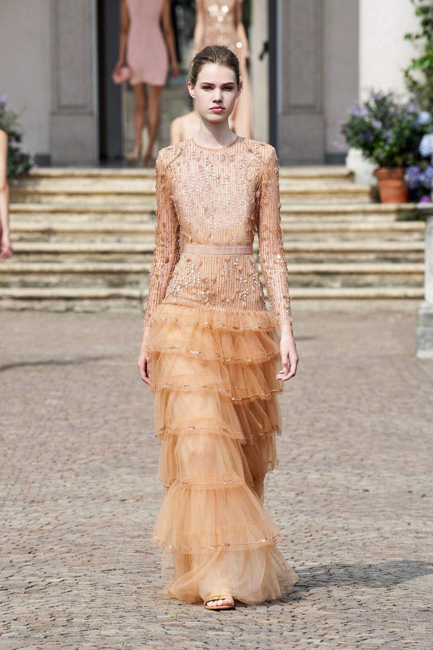 فستان إليزابيتا فرانشي
