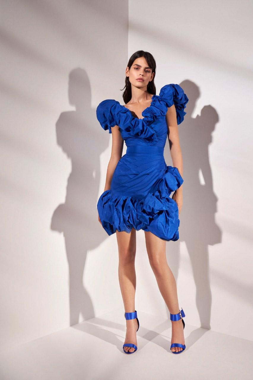 فستان من وحي زهير مراد