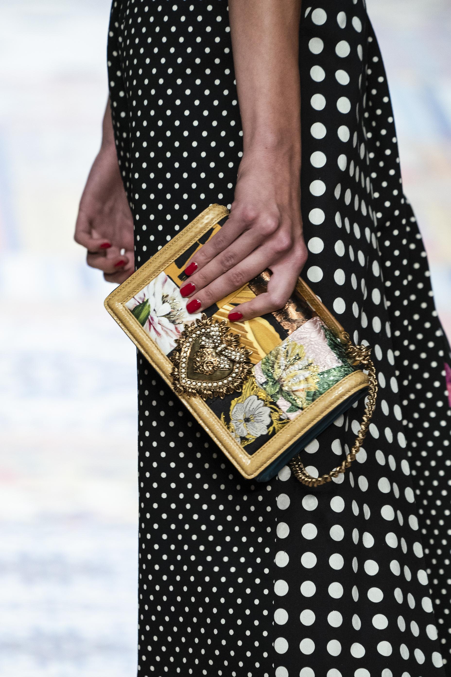 كلاتش من دولتشي أند غابانا Dolce&Gabbana