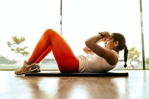 5- ممارسة الرياضة- الصورة من موقع unsplash