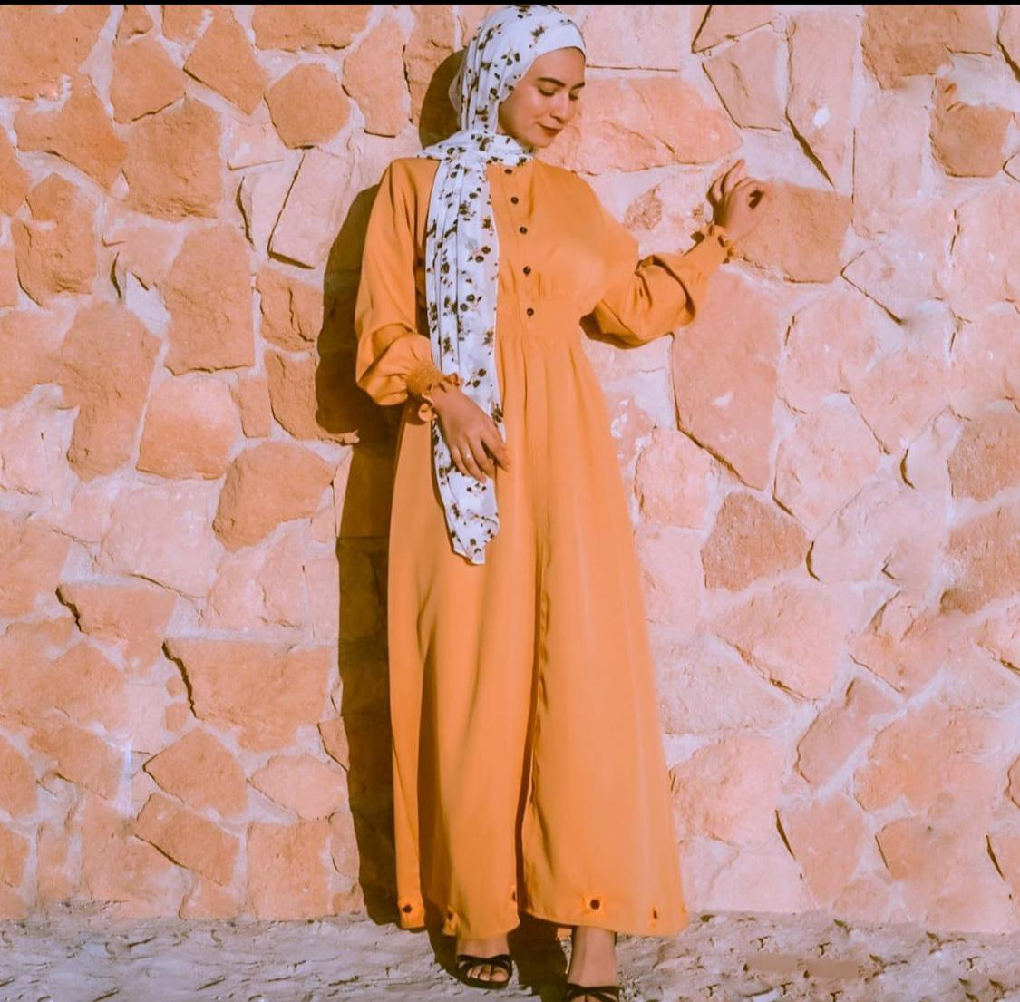 سارة دغيم باطلالة عصرية للعيد -الصورة من حسابها على الانستغرام