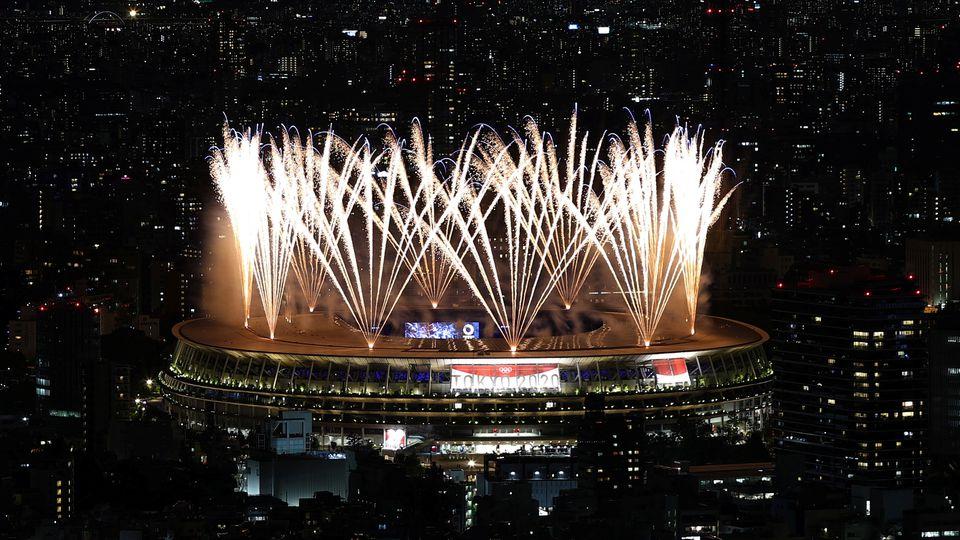 حفل الإفتتاح- الصورة من موقع Reuters
