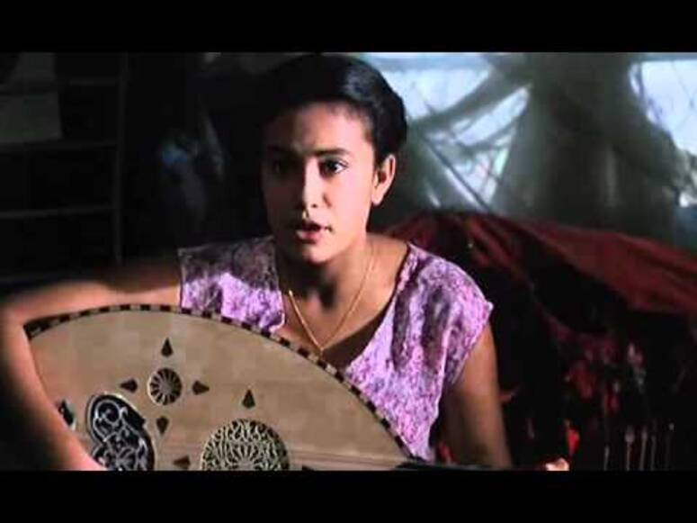 هند صبري في فيلم صمت القصور- الصورة من حسابها على الفيسبوك