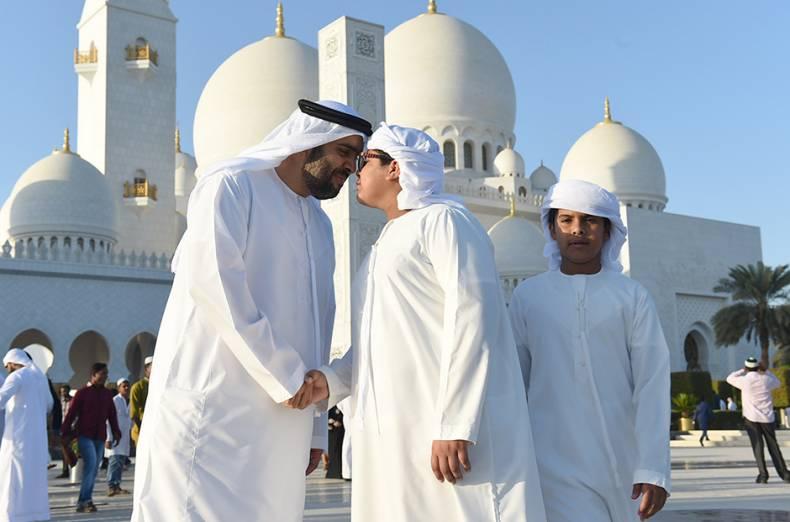 عيد الاضحى فى الامارات