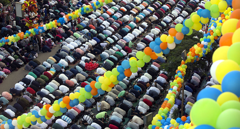 عيد الاضحى فى مصر
