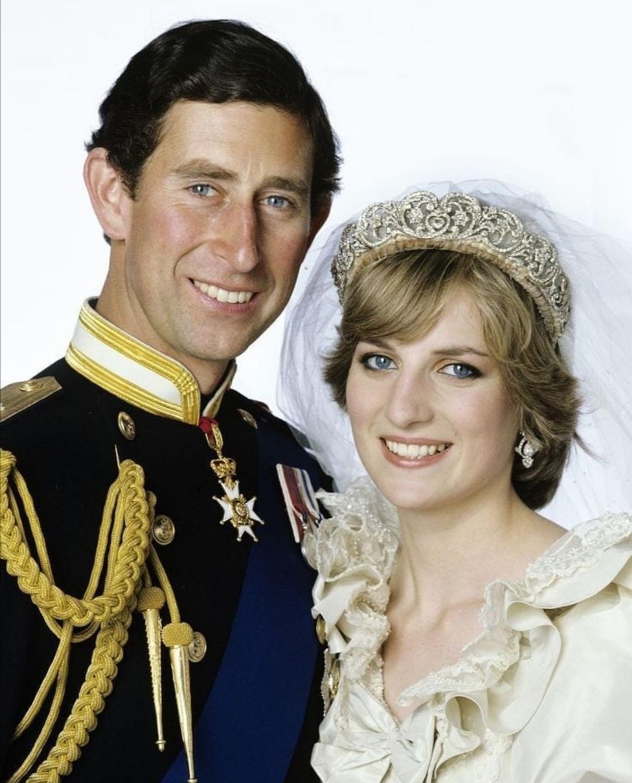 زفاف الأميرة ديانا والأمير تشارلز- الصورة من حساب الأميرة ديانا على إنستغرام