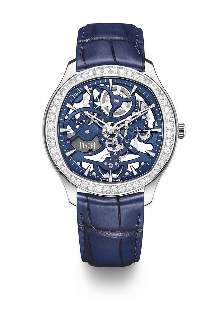 ساعة Polo Skeleton من بياجيه Piaget