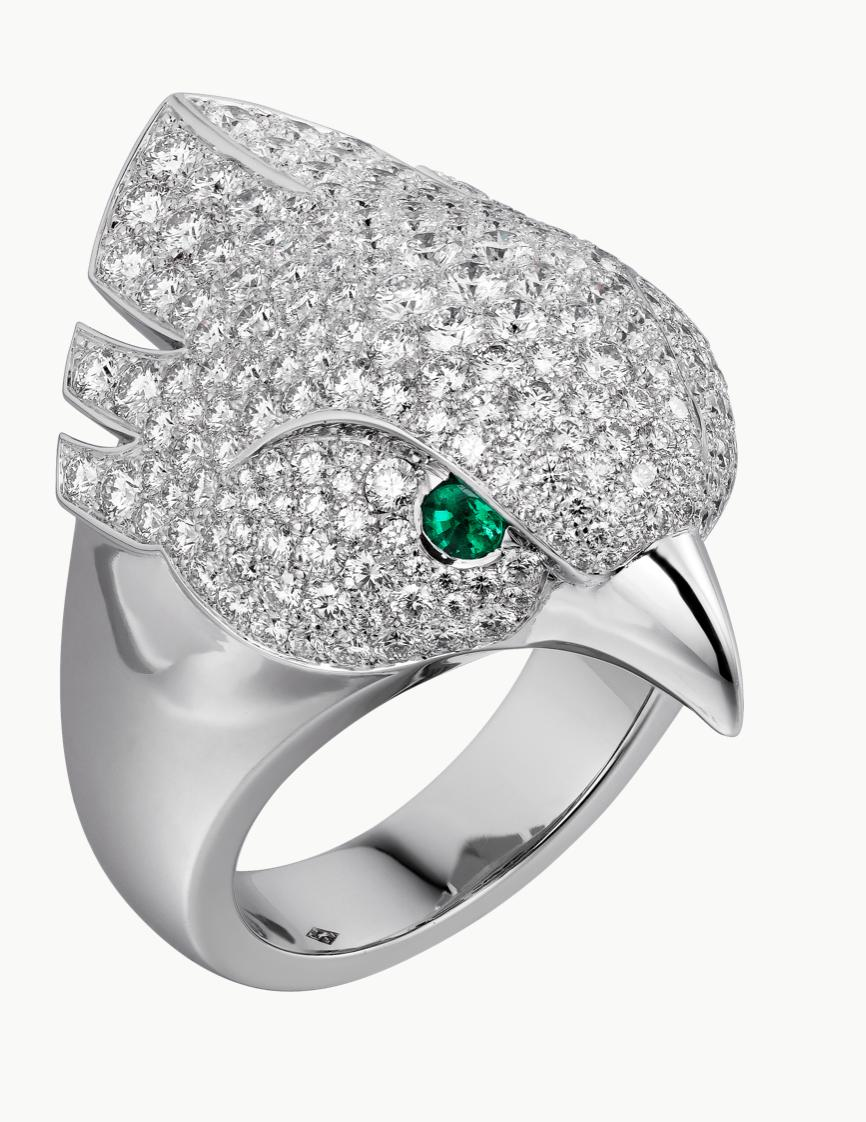 خاتم من مجموعة ليزوازو ليبيريه لدار كارتييه Cartier
