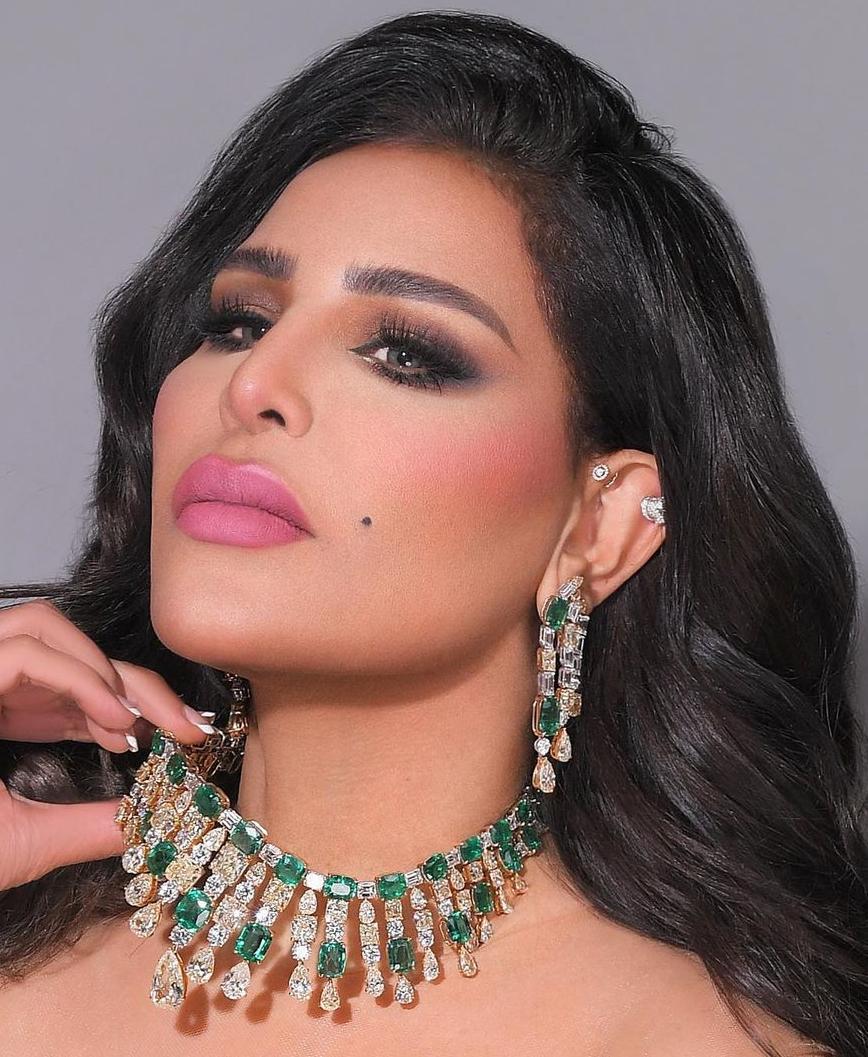 أحلام بمجوهرات فاخرة من علامة Samer Halimeh