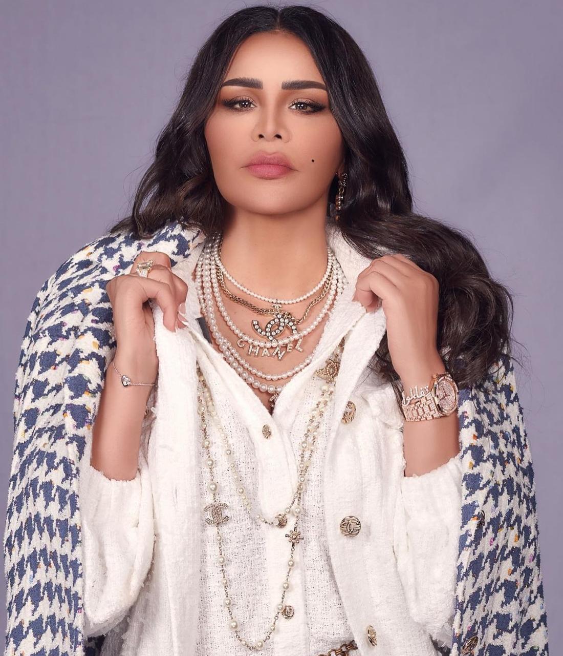 أحلام بمجوهرات عصرية من شانيل Chanel
