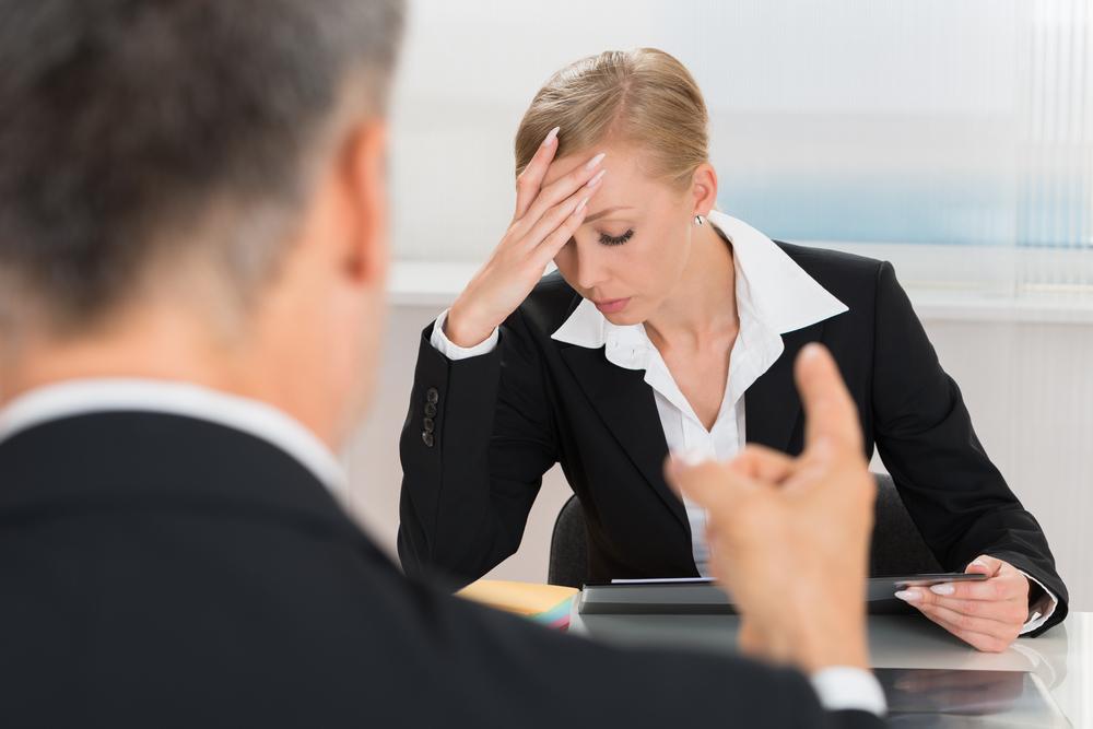 كيف تتعامل مع المدير المتسلط؟