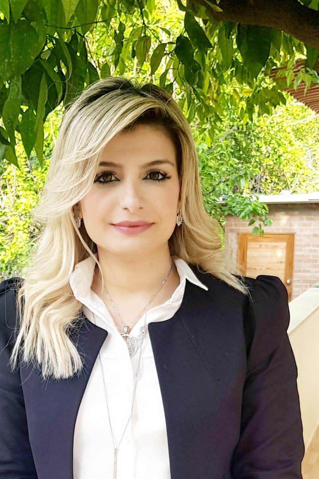 Nutritionist Myrna El Lafta