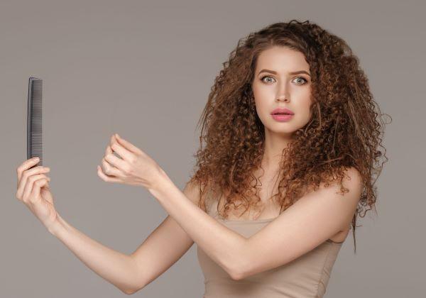 القشطة لعلاج الشعر