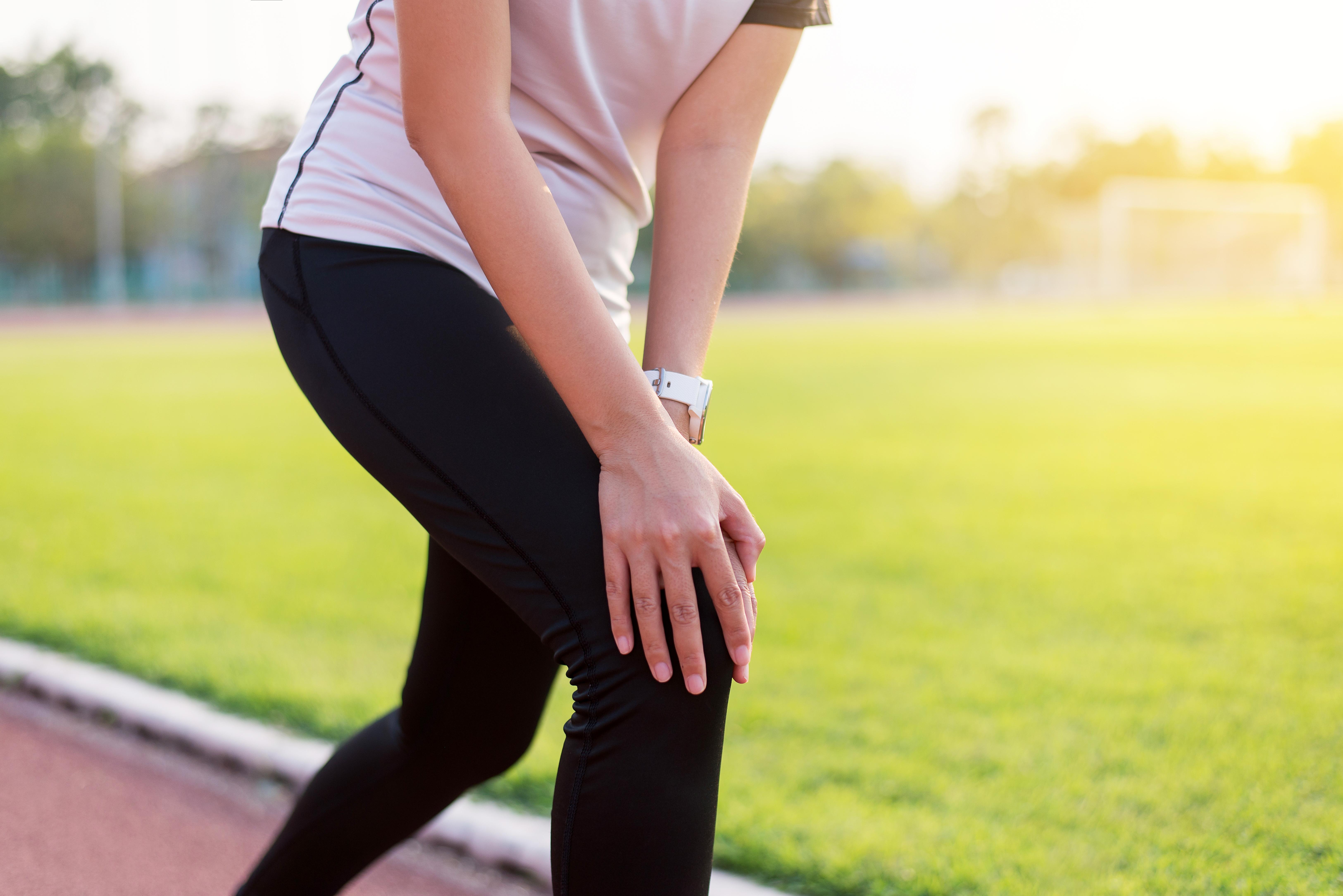 الشد العضلي