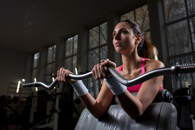 العضلة ثلاثية الرؤوس