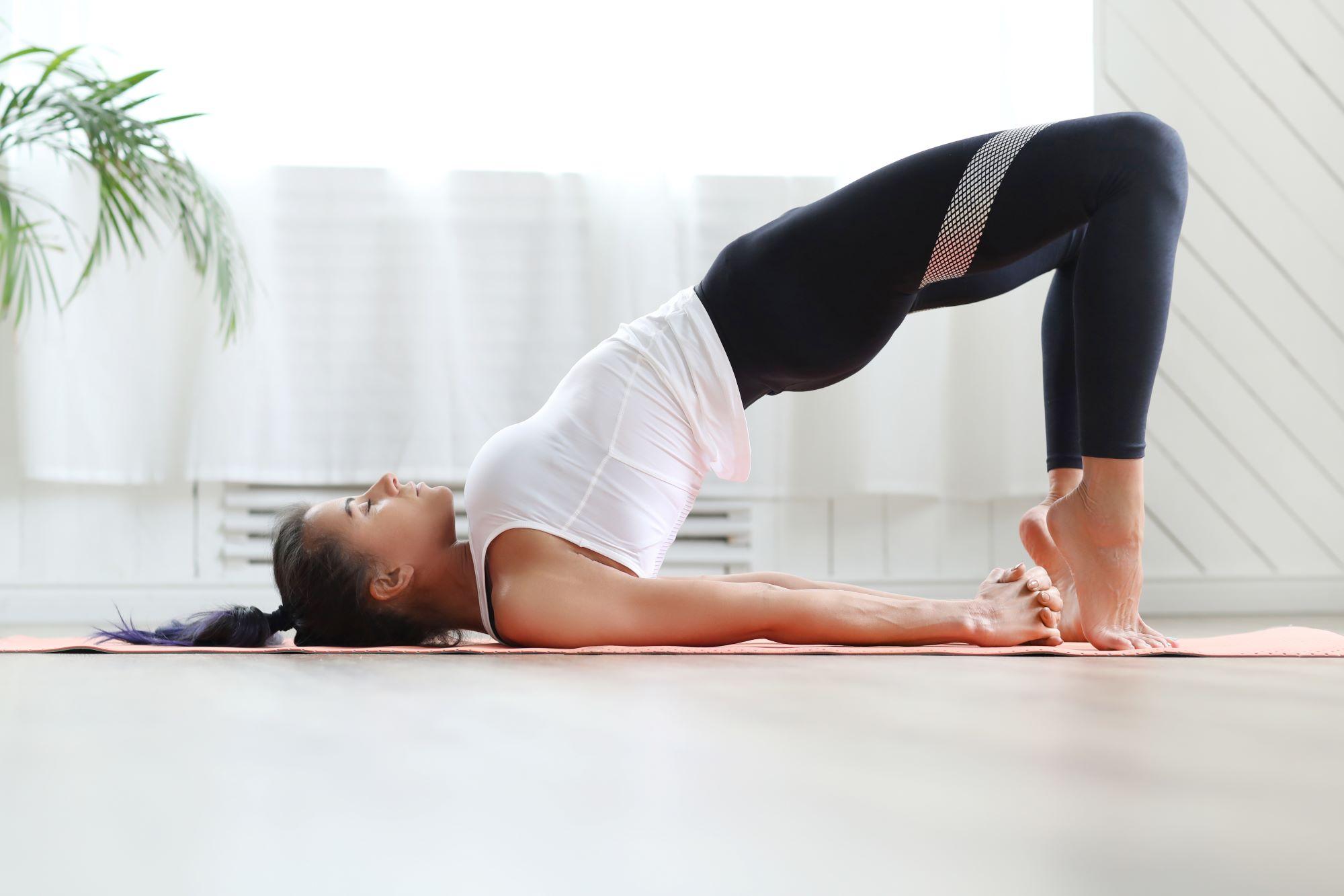 تمارين تقوية عضلات الحوض
