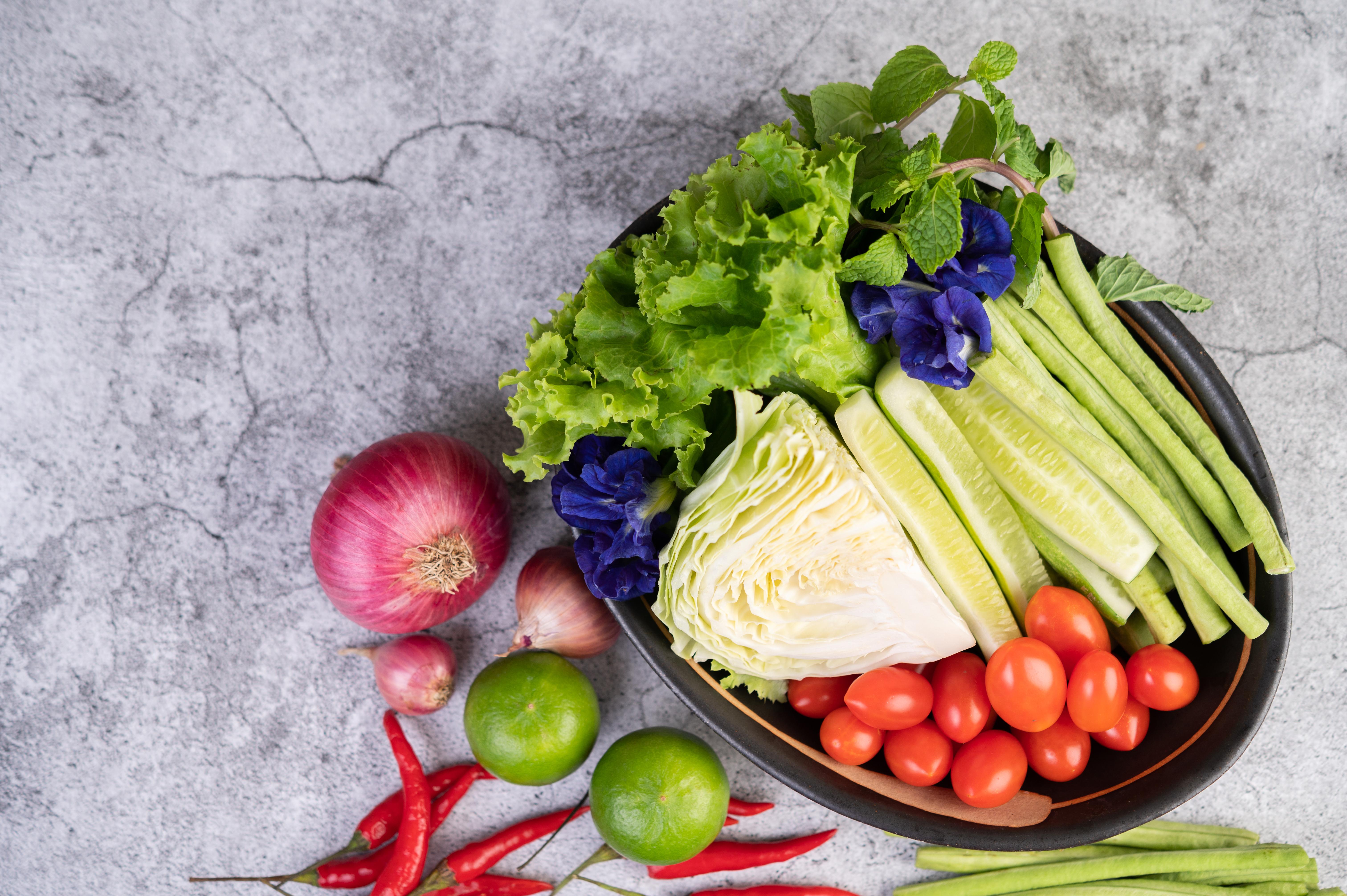 نظام غذائي لتقليل ارتفاع حمض اليوريك